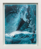 "Ashton Howard Ashton Howard ""Cool Pacific"" Size : 10"" by 12"" -  Original Canvas-Framed Original"