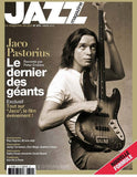 "Drew Brophy Art ""JACO PASTORIUS BASS OF DOOM"" S/N Limited edt Canvas 20"" x 30"" Edition of 100"