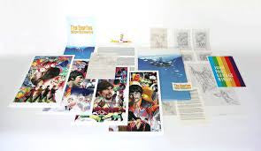 "Alex Ross Art"" Beatles Lithograph Set "" S/N Ltd Litho Paper  11 W x 17 H Edt of 750"