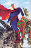 "Alex Ross ""Kingdom Come: Set of 3"" Limited Edition Canvas Giclee"