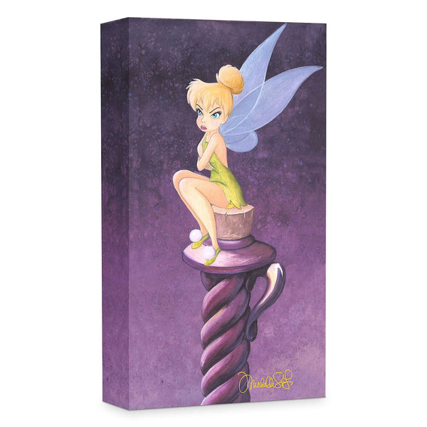 "Michelle St. Laurent Disney ""All Bottled Up"" Limited Edition Canvas Giclee"