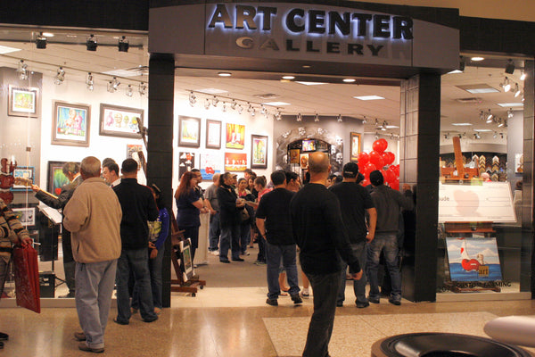 Sell Your Art - Art Center Gallery