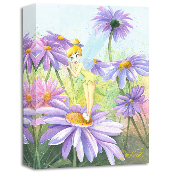 "Michelle St. Laurent Disney ""Delicate Petals"" Limited Edition Canvas Giclee"