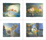 "Toby Bluth Disney ""Sweet Dreams"" Suite Limited Edition Paper Giclee"
