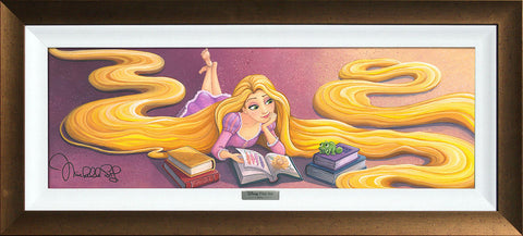 "Michelle St. Laurent Disney ""World of Fairy Tales"" Limited Edition Paper Giclee"