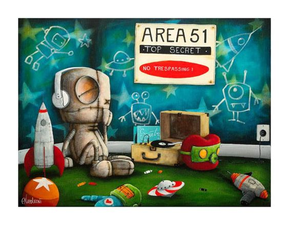 "Fabio Napoleoni ""Let me Play Amongst the Stars"" Limited Edition Paper Giclee"