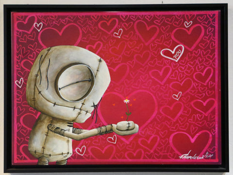 "Fabio Napoleoni ""Framed: Feel the Love"" Limited Edition"