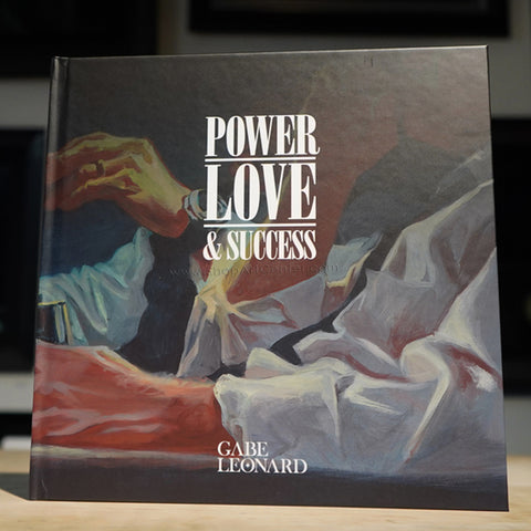 "Gabe Leonard ""Power, Love and Success"" Book"