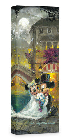 "James Coleman Disney ""Happy Together"" Limited Edition Canvas Giclee"