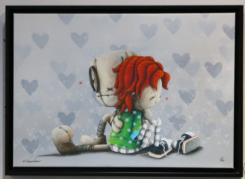 "Fabio Napoleoni ""Framed: Heart to Heart"" Limited Edition"