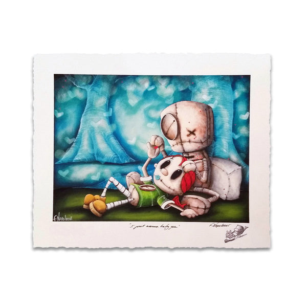 "Fabio Napoleoni ""I Just Want to Baby You"" Limited Edition"