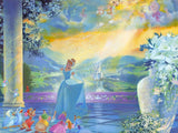 "John Rowe Disney ""The Life She Dreams Of"" Limited Edition Canvas Giclee"
