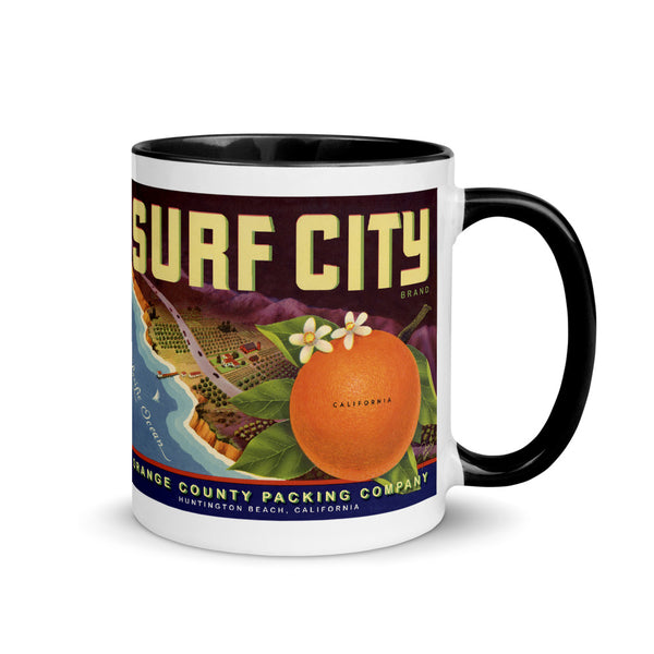 "Dean Torrence Merch ""Surf City"" 11 Oz. Mug"