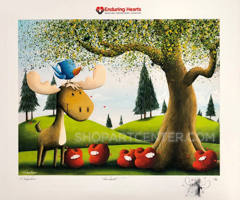 "Fabio Napoleoni ""Resilient"" Limited Edition Paper Giclee"