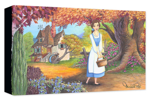 "Michelle St. Laurent Disney ""The Flowery Path"" Limited Edition"