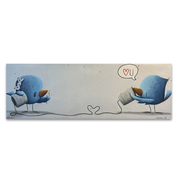 "Fabio Napoleoni ""The Sweetest Words"" Limited Edition Canvas Giclee"