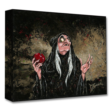 "Trevor Mezak Disney ""The Magic Wishing Apple"" Limited Edition Canvas Giclee"