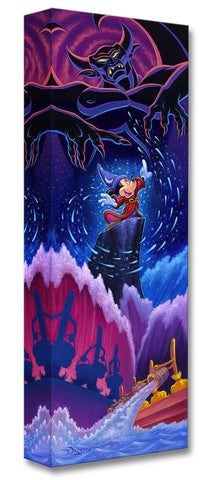 "Tim Rogerson Disney ""Triumph of Imagination"" Limited Edition Canvas Giclee"