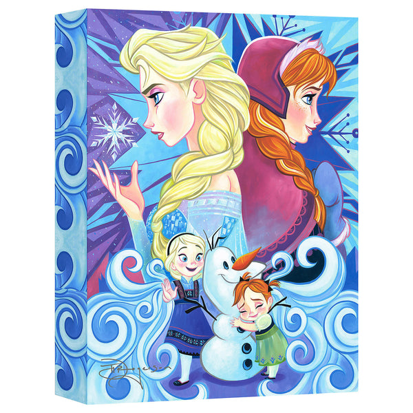"Tim Rogerson Disney ""We Only Have Each Other"" Limited Edition Canvas Giclee"