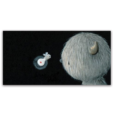 "Fabio Napoleoni ""What Am I Supposed to Do With You"" Limited Edition Canvas Giclee"
