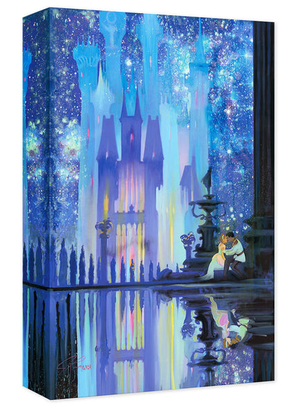 "John Rowe Disney ""When Stars Collide"" Limited Edition Canvas Giclee"