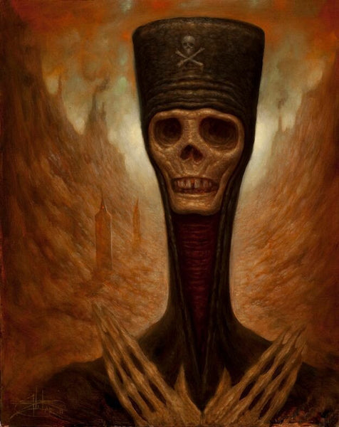 "Chet Zar ""The Dead Pope"" Limited Edition"