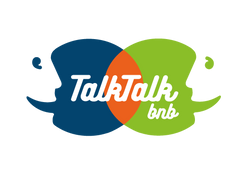 TalkTalkBnB ICONSPEAK customized t-shirt