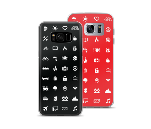 iconspeak samsung phone case