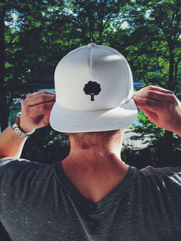 iconspeak one tree five panel traveller hat