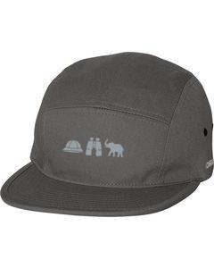 ICONSPEAK Safari Story Hat - ICONSPEAK Travel shirt, traveller t-shirt, backpacker and backpacking shirt, icon language shirt