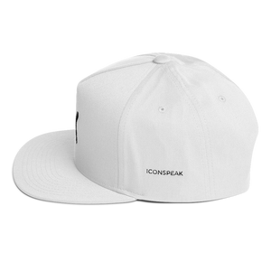 ICONSPEAK ONE Airplane Hat - ICONSPEAK Travel shirt, traveller t-shirt, backpacker and backpacking shirt, icon language shirt