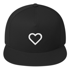 ICONSPEAK ONE Love Hat - ICONSPEAK Travel shirt, traveller t-shirt, backpacker and backpacking shirt, icon language shirt
