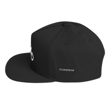ICONSPEAK ONE Motorbike Hat - ICONSPEAK Travel shirt, traveller t-shirt, backpacker and backpacking shirt, icon language shirt