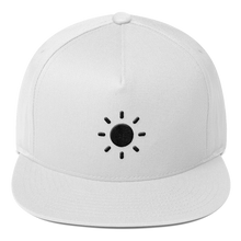 Load image into Gallery viewer, ICONSPEAK ONE Sun Hat - ICONSPEAK Travel shirt, traveller t-shirt, backpacker and backpacking shirt, icon language shirt