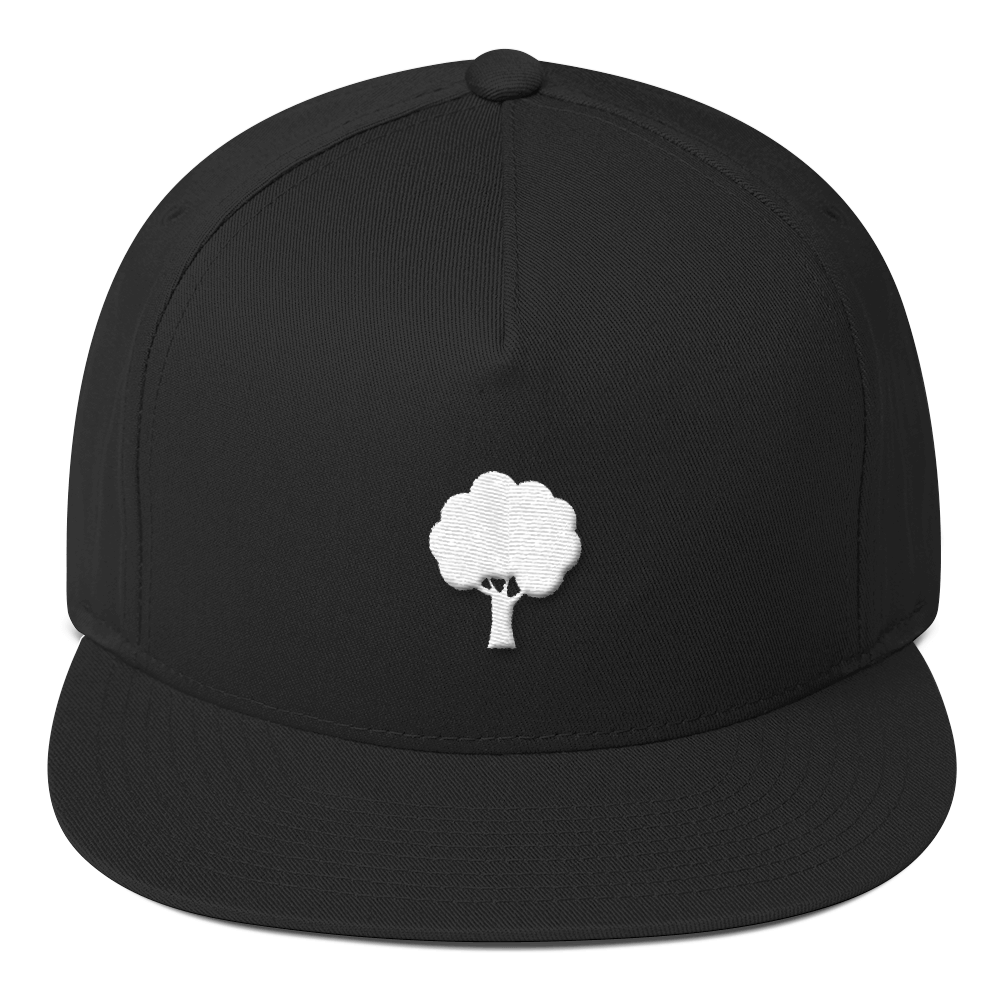 ICONSPEAK ONE Tree Hat - ICONSPEAK Travel shirt, traveller t-shirt, backpacker and backpacking shirt, icon language shirt