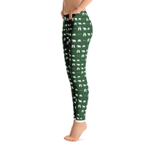 ICONSPEAK Safari Story Leggings