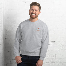 Load image into Gallery viewer, ICONSPEAK ONE Fire Sweatshirt Embroidered