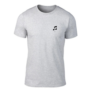 ICONSPEAK ONE Music Shirt - ICONSPEAK Travel shirt, traveller t-shirt, backpacker and backpacking shirt, icon language shirt