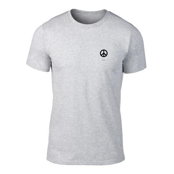 ICONSPEAK ONE Peace Shirt - ICONSPEAK Travel shirt, traveller t-shirt, backpacker and backpacking shirt, icon language shirt