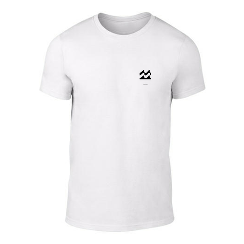 ICONSPEAK ONE Wave Shirt - ICONSPEAK Travel shirt, traveller t-shirt, backpacker and backpacking shirt, icon language shirt