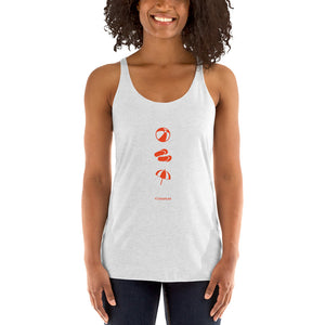 ICONSPEAK Beach Story Women's Tanktop