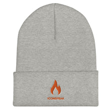 Load image into Gallery viewer, ICONSPEAK ONE Fire Beanie