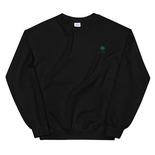 ICONSPEAK ONE Tree Sweatshirt Embroidered