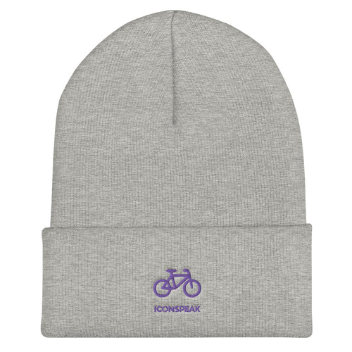 ICONSPEAK ONE Bicycle Beanie