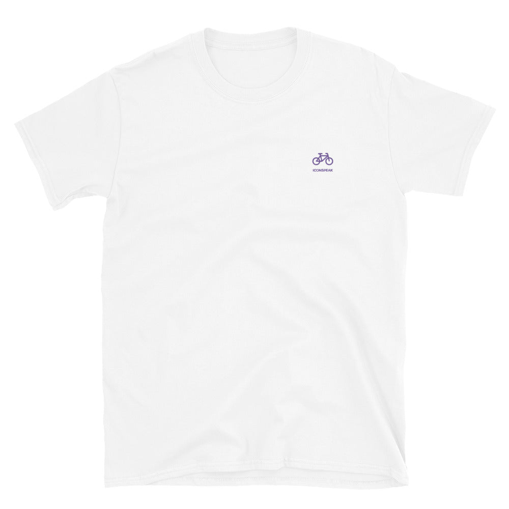 ICONSPEAK One Bicycle Shirt Embroidered