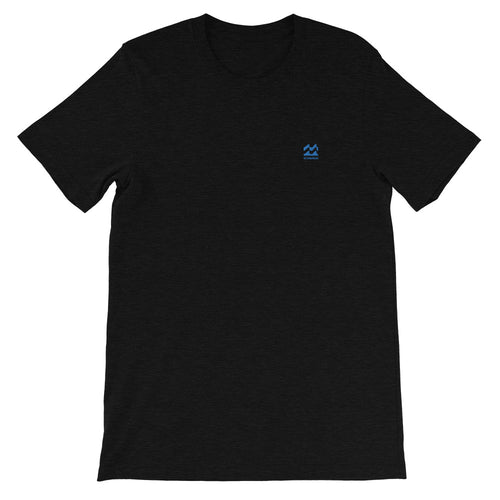 ICONSPEAK One Wave Shirt Embroidered - ICONSPEAK Travel shirt, traveller t-shirt, backpacker and backpacking shirt, icon language shirt