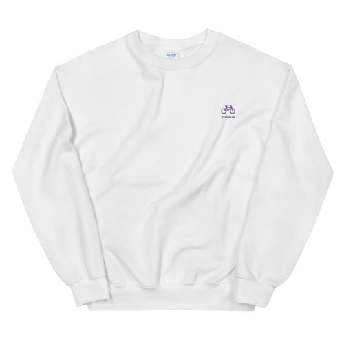 ICONSPEAK ONE Bicycle Sweatshirt Embroidered