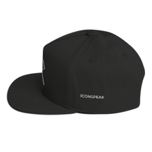 Load image into Gallery viewer, ICONSPEAK ONE Drummer Hat - ICONSPEAK Travel shirt, traveller t-shirt, backpacker and backpacking shirt, icon language shirt