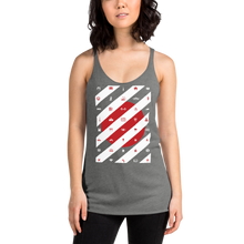 Load image into Gallery viewer, ICONSPEAK Tokyo City Women's Tank - ICONSPEAK Travel shirt, traveller t-shirt, backpacker and backpacking shirt, icon language shirt