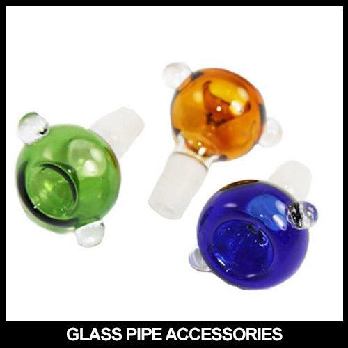 GLASS PIPE ACCESSORIES